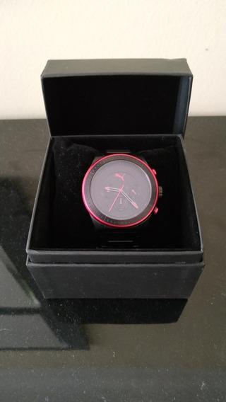 Relógio Puma - Preto De Luxo