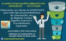Asesoría Especializada En Contratación Pública