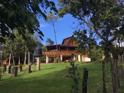 Hermosa Villa De Venta En Jarabacoa La Vega