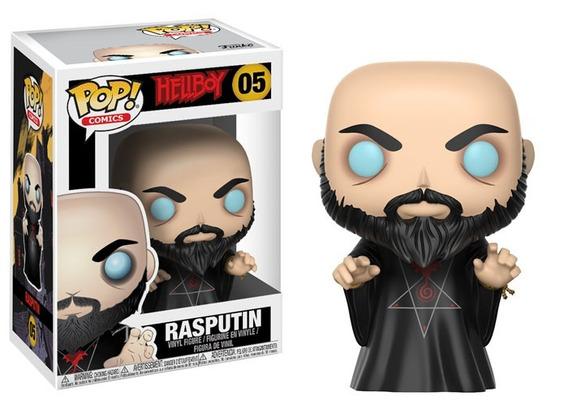 Funko Pop Rasputin Hellboy Comic