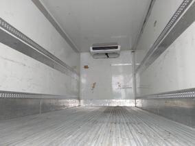 M.b Somente O Bau Refrigerado V.w Ford Aceito Troca Carro Ou