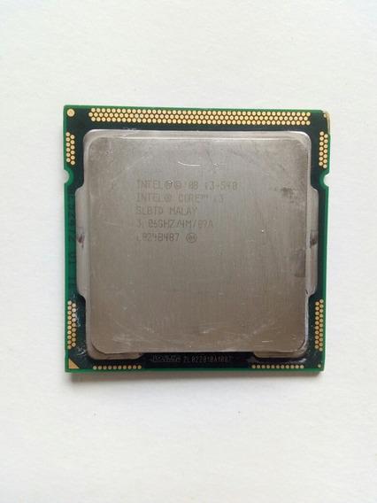 Processador Intel Core I3-540 1156 3,06 Ghz/4m/09a