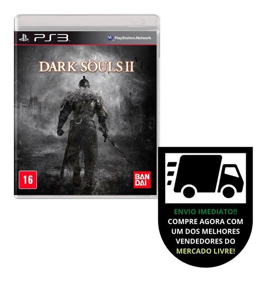 Jogo Dark Souls 2 Ps3 Midia Fisica - Queima De Estoque!