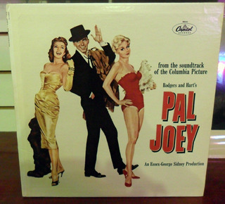 Frank Sinatra Pal Joey Original Soundtrack Vinilo Usa Eureka