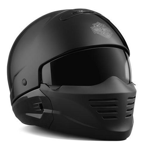 Capacete Harley Davidson 3 Em 1 - Homologação Dot