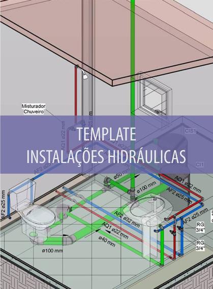 Template Hidraulica Sanitária C. A. 2018 2019 Atualizado