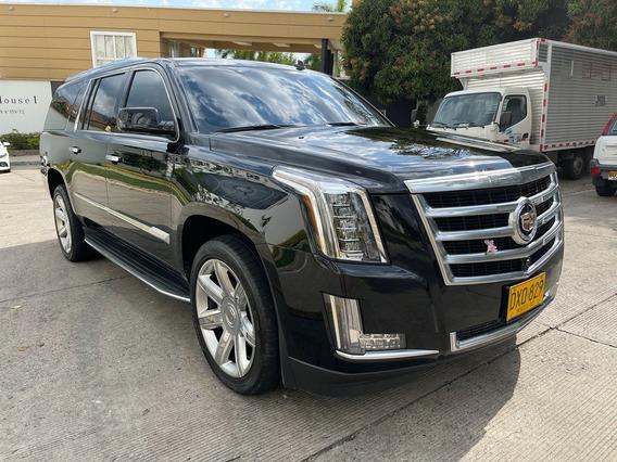 Cadillac Escalade Esv Luxury 2015