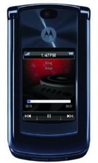 Motorola V8 Azul Nacional Anatel Mp, Mp4, Video, Foto