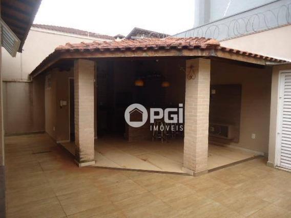 Casa Com 3 Dormitórios, 184 M² - Venda Por R$ 580.000,00 Ou Aluguel Por R$ 3.000,00/mês - Nova Ribeirânia - Ribeirão Preto/sp - Ca2647