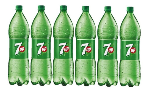 Refresco 7up 1.5 Lts Pack X6 Unidades
