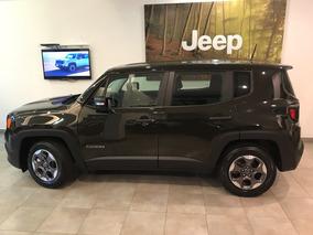 Jeep Renegade 2018 0km 100% Financiado Sin Anticipo 84cuotas