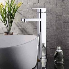Torneira Banheiro Monocomando Lavabo Bica Alta Absolute