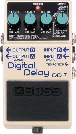 Pedal Boss Delay Dd7 (12591)