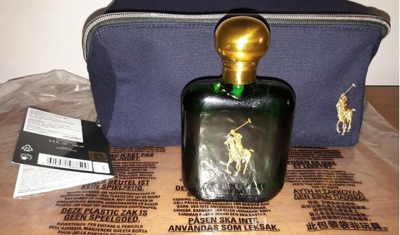 Perfume Ralph Lauren Polo Green 118ml Selo Adipec +brinde