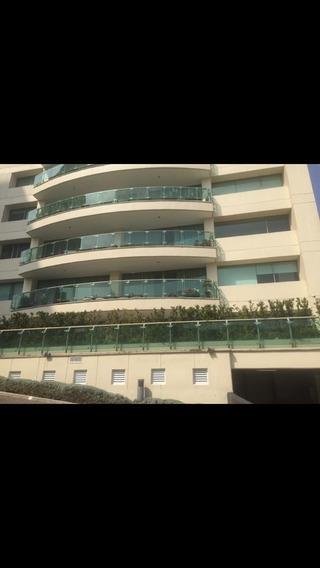 En Renta Departamento Amueblado En Santa Fe, Vista Del Campo.