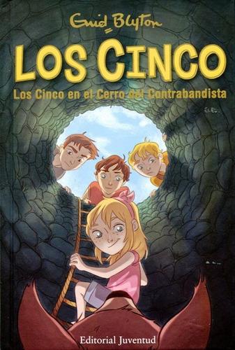 Los Cinco En El Cerro Del Contrabandista (4) (td)
