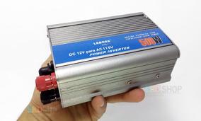 Inversor Senoidal Modificado 500w 12v/110v 500 Watts