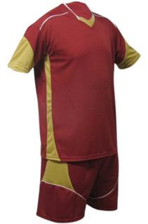 Kit 20 Camisa +20 Calção Fardamento