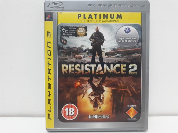 Resistance 2 Playstation 3
