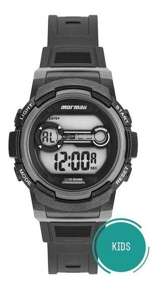 Relógio Mormaii Masculino Ref: Mo0200a/8c Digital Infantil