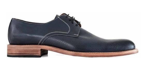 Zapato Hombre Vestir Suela Cuero Casual Briganti - Hcac00778