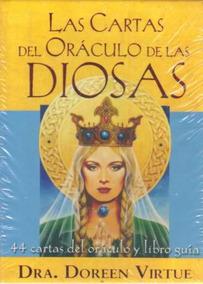 Cartas Del Oraculo De Las Diosas Las De Virtue Doreen Arka