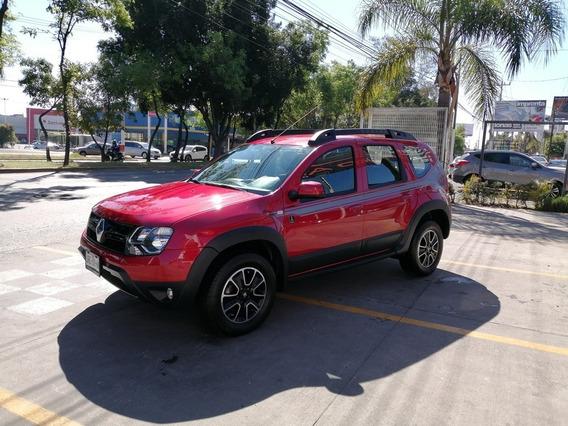 Renault Duster Dakar 2018 Roja