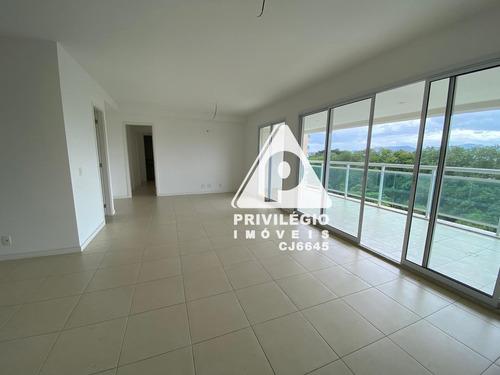 Apartamento À Venda, 3 Quartos, 3 Suítes, 1 Vaga, Barra Da Tijuca - Rio De Janeiro/rj - 29486