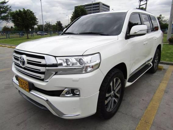 Toyota Lc200 Vx