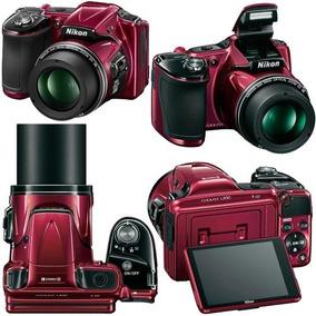Câmera Digital Nikon Coolpix L830 - Zoom 34x - 16mp - Ameixa