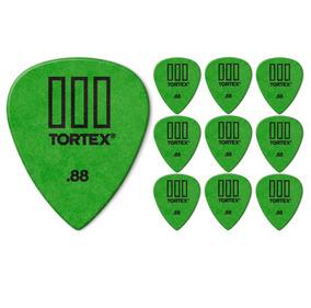 Palhetas Dunlop Tortex T3 / Tiii 10 Unidades - 0.50 A 1.5