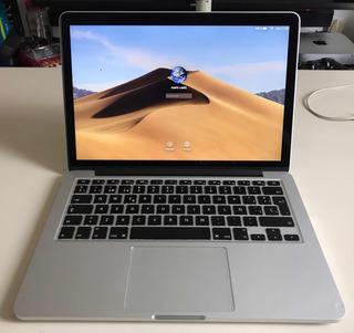 Mackbook Pro 13 I5 8gbram 2012