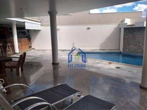 Casa Com 4 Dormitórios À Venda, 430 M² Por R$ 1.575.000,00 - Jardim Dos Seixas - São José Do Rio Preto/sp - Ca0541