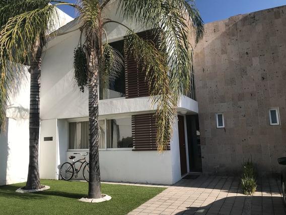 Renta Casas Queretaro Juriquilla Puerta Paraiso Aa