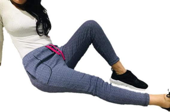 Pantalon Calza Jogger De Invierno