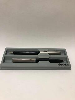 Set Parker Vector Pluma + Bolígrafo