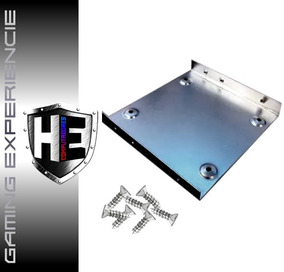 Suporte Hd Ssd 2,5 / Desktop 3,5 Kit Parafusos Promoção Top