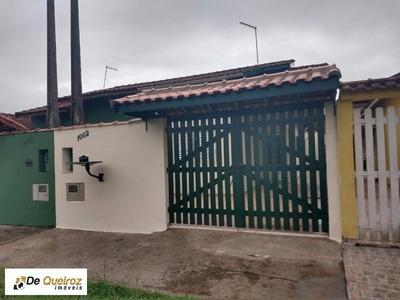 Casa Residencial Em Itanhaém - Sp, Jardim Suarão - 1819