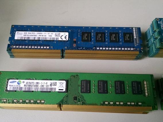 Memória Ram 4gb Ddr3 2s