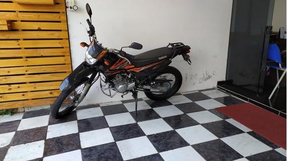 Yamaha Xtz 125 E 2015 Preta Tebi Motos