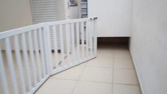 Sobrado Com 2 Dormitórios Para Alugar, 104 M² Por R$ 2.800/mês - Marapé - Santos/sp - So0239