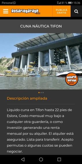 Liquido Cuna Tifon Baigorria