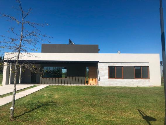 Casa En Los Cardales A Estrenar Calidad Premium 230mts2