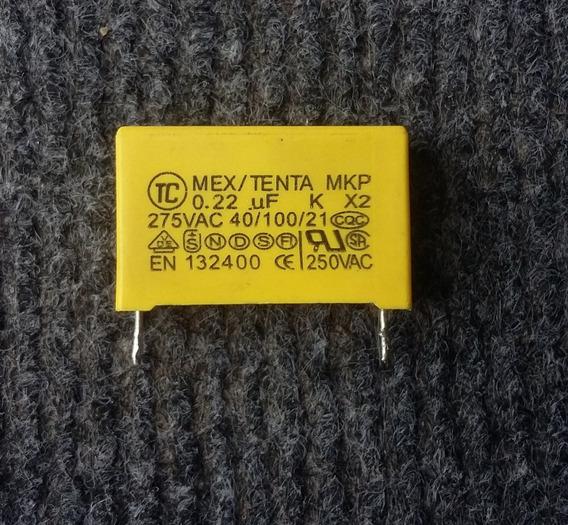 Capacitor Usado