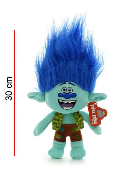 Ramon Trolls Peluche Licencia Original 30 Cm Phi Phi Toys