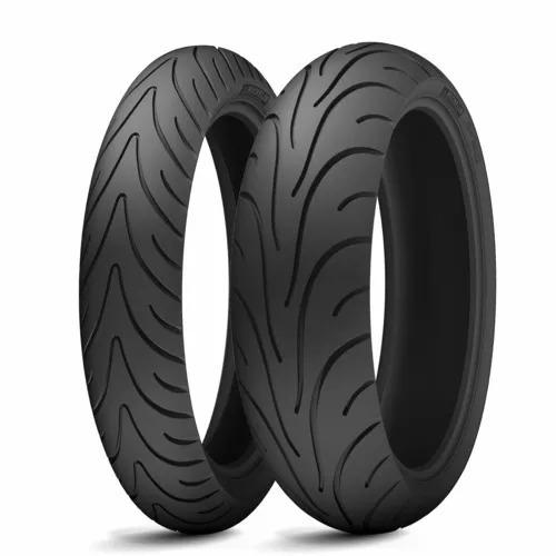 Par Pneu P Fazer 600 Michelin Road2 190/50zr17 E 120/70zr17