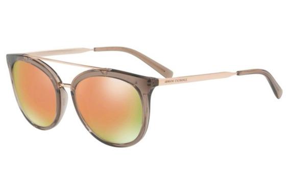 Oculos Sol Armani Exchange Ax4068s 82404z