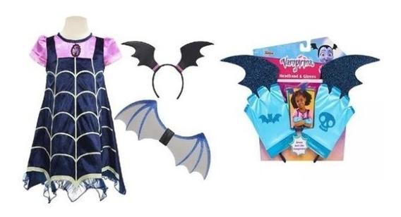 Ofertap Pack Disfraz Vampirina Y Diadema Y Guante De Beysal