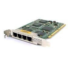 Placa Sun De Rede Pci Quad Fast Ethernet - 501-6738