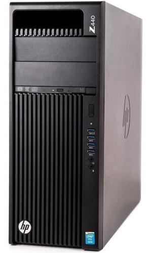 Work Hp Z440, Xeonquad, 16gb, 500gb, Vídeo 8gb, Win 10 Pro